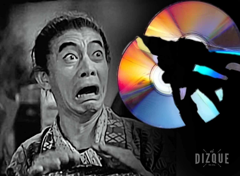 Se avecina crisis climática por CDs y DVDs