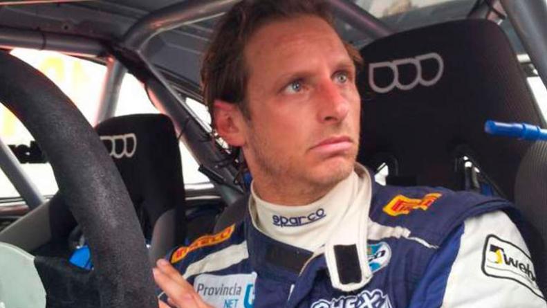 Video: el terrible vuelco de Nalbandian en el Rally Argentino - ElDoce.tv