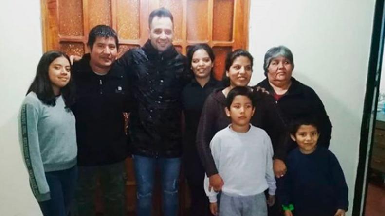lisandro marquez familia