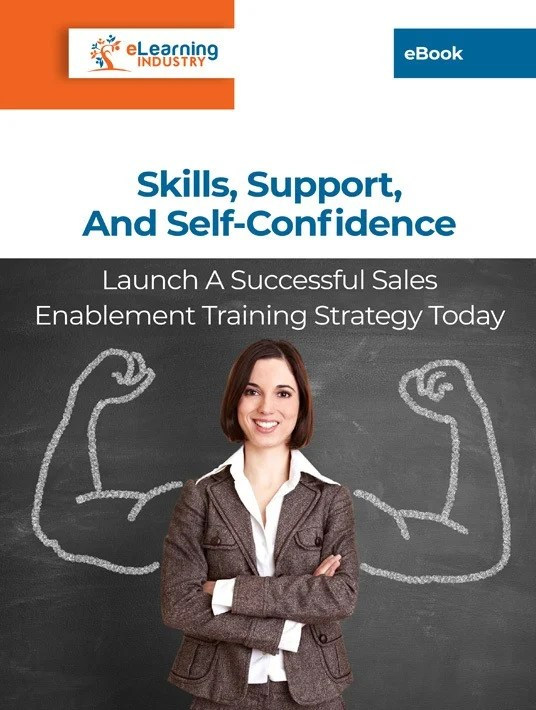 eBook Release: Skills, Support, And Self-Confidence: Launch A Successful Sales Enablement Training Strategy Today
