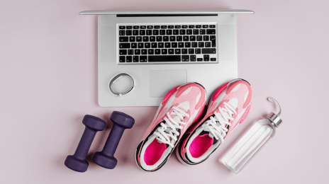 Personalized eLearning Courses: Online Fitness
