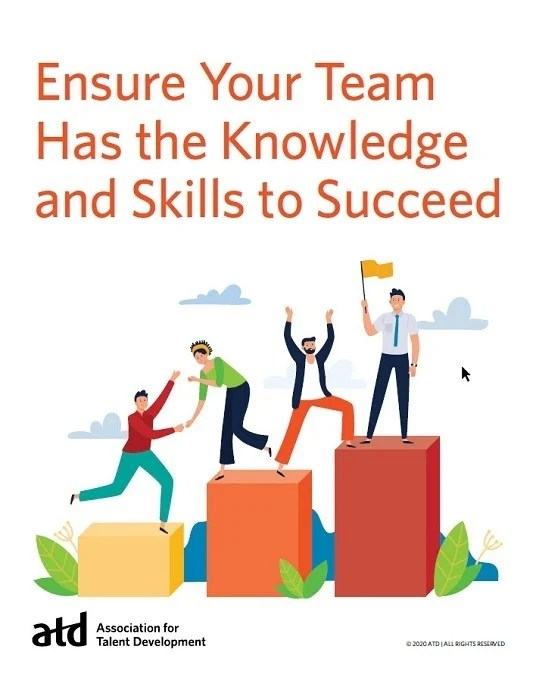 eBook Release: Ensure Your Team Has The Knowledge And Skills To Succeed