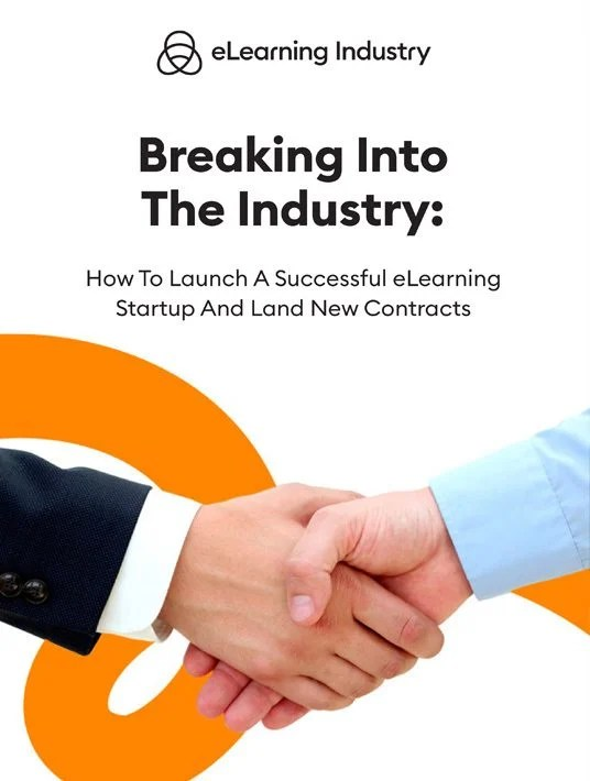 eBook Release: Breaking Into The Industry: How To Launch A Successful eLearning Startup And Land New Contracts