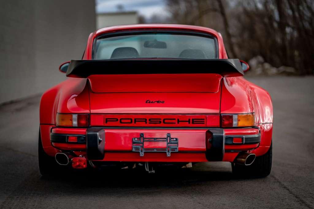 Marshall brain & cherise threewitt | updated: Porsche 911 Turbo 3.3 1982 - elferspot.com - Marketplace