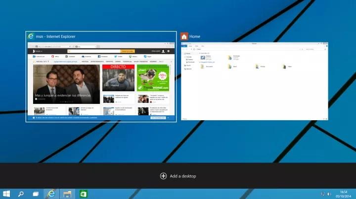 Imagen - 6 nuevos atajos de teclado para Windows 10