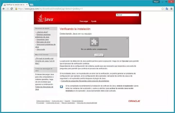 Imagen - ¿Por qué no funciona Java en Chrome? Activa NPAPI