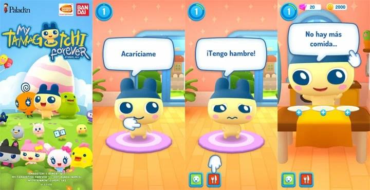 Imagen - Descarga ya My Tamagotchi Forever para iOS y Android