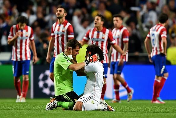 دوري أبطال أوروبا ريال مدريد 4 1 أتلتيكو مدريد رونالدو يقضي على