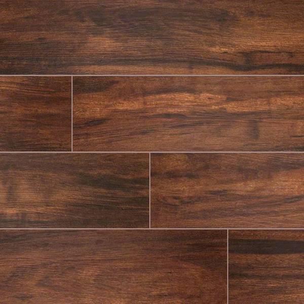 botanica teak wood look tile 6x24