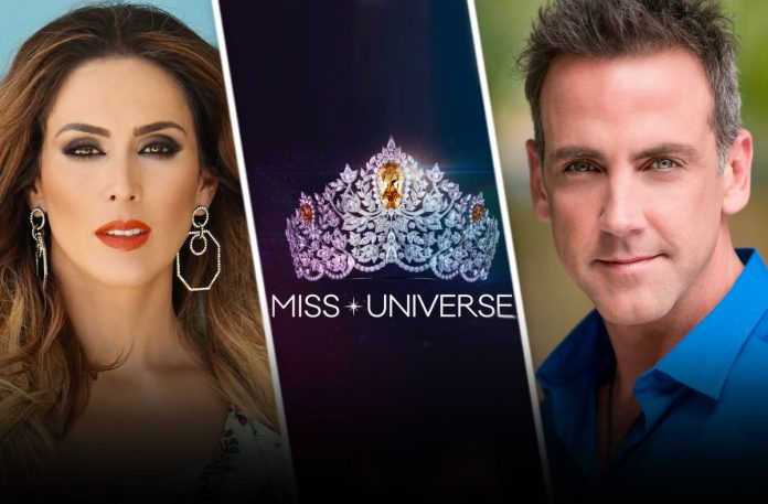 conductores Miss Universo