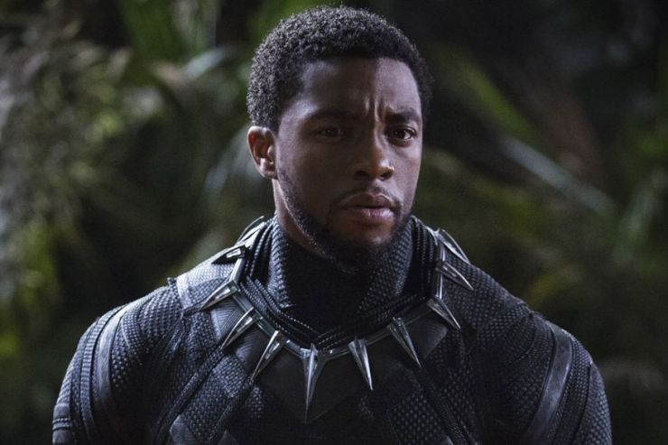 Black Panther Avengers