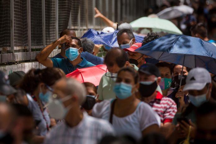 Venezuela vacunación
