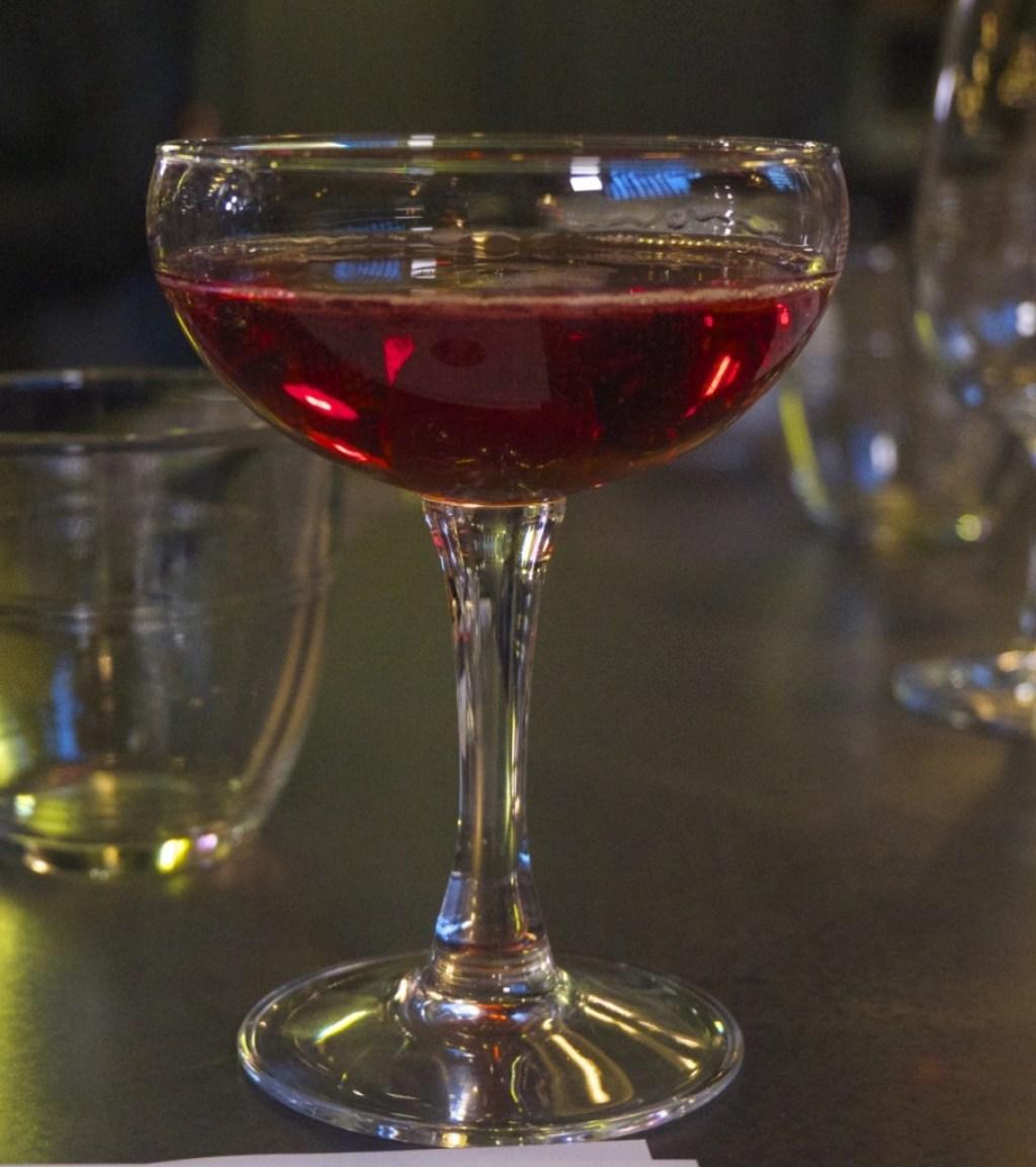 Hixter Bar London Aperitiff
