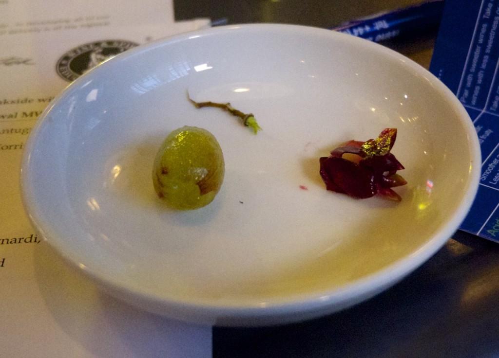 Grape Hixter Bankside Bar Wine Tasting London Emma Inks Blog
