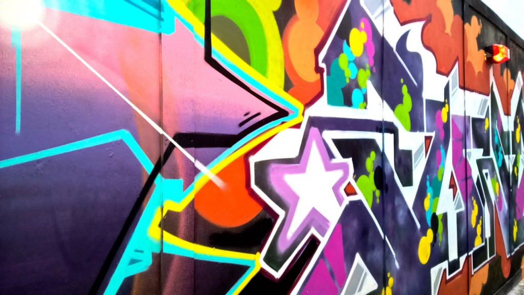 Merc, Func and Corze - Graffiti lettering - Emma Inks Blog
