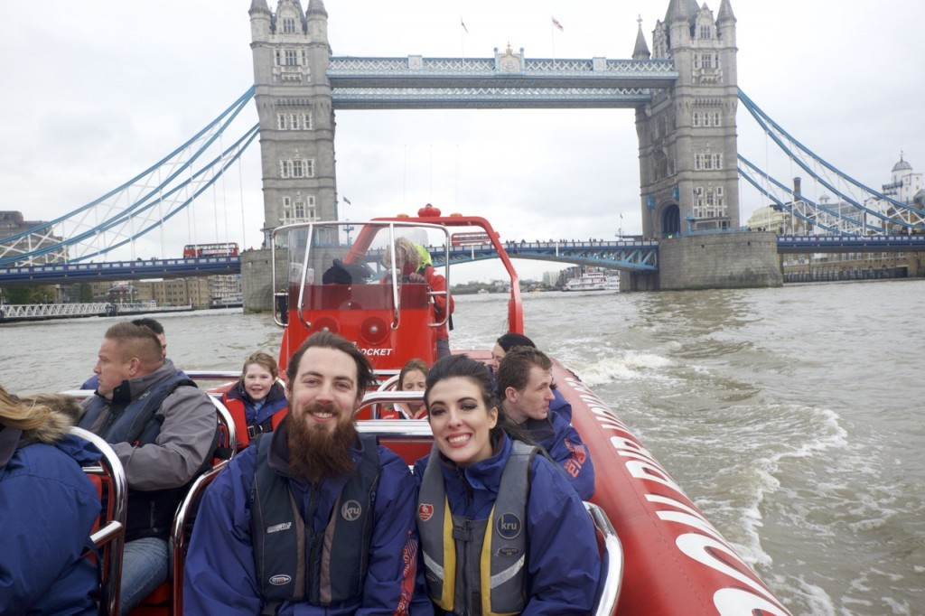 London Rib Voyages Emma Inks