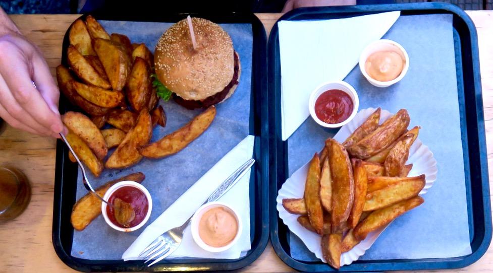 Vegetarian Food in Berlin