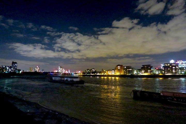 The Sail Loft Greenwich sunset Emma Inks