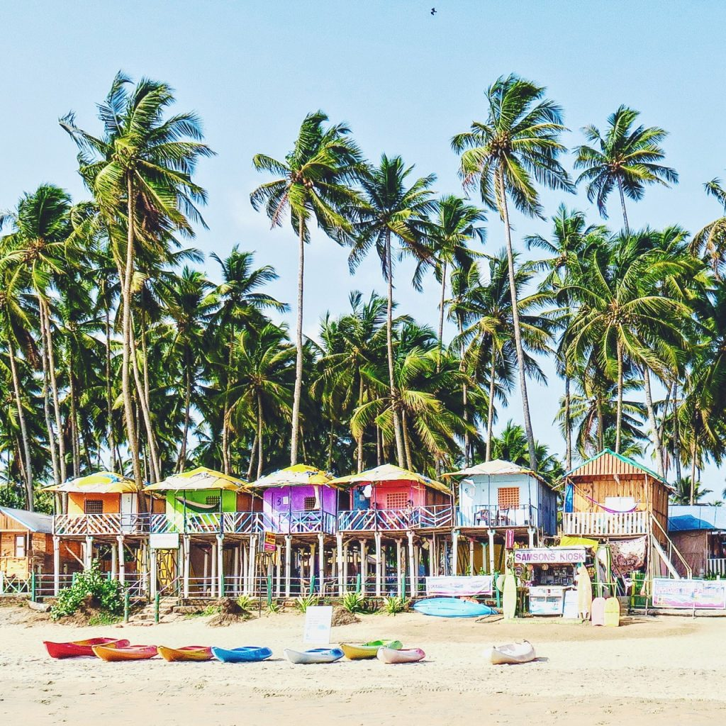 Goa India Travel Roundup 2016