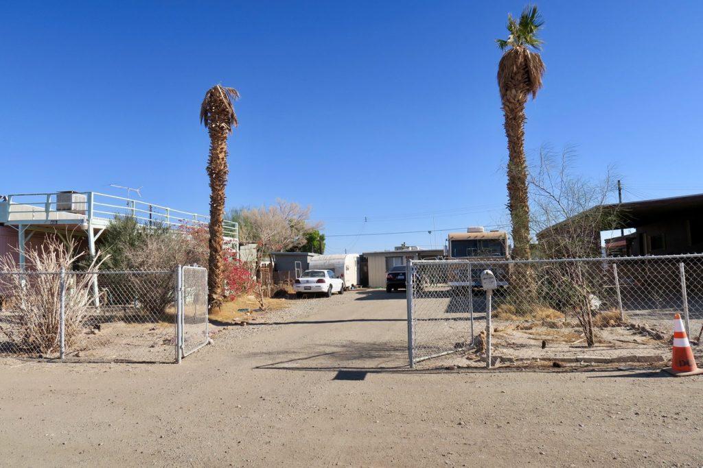 Salton Sea Trailer Park