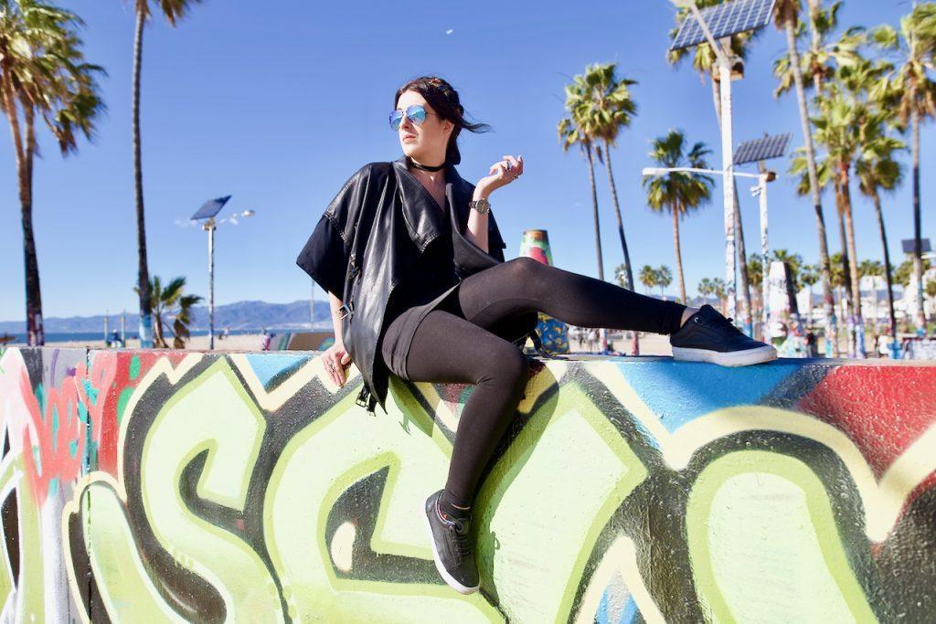 Style shoot Venice Beach