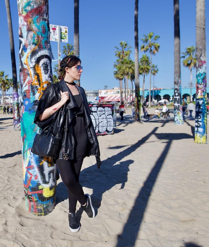 Venice beach style
