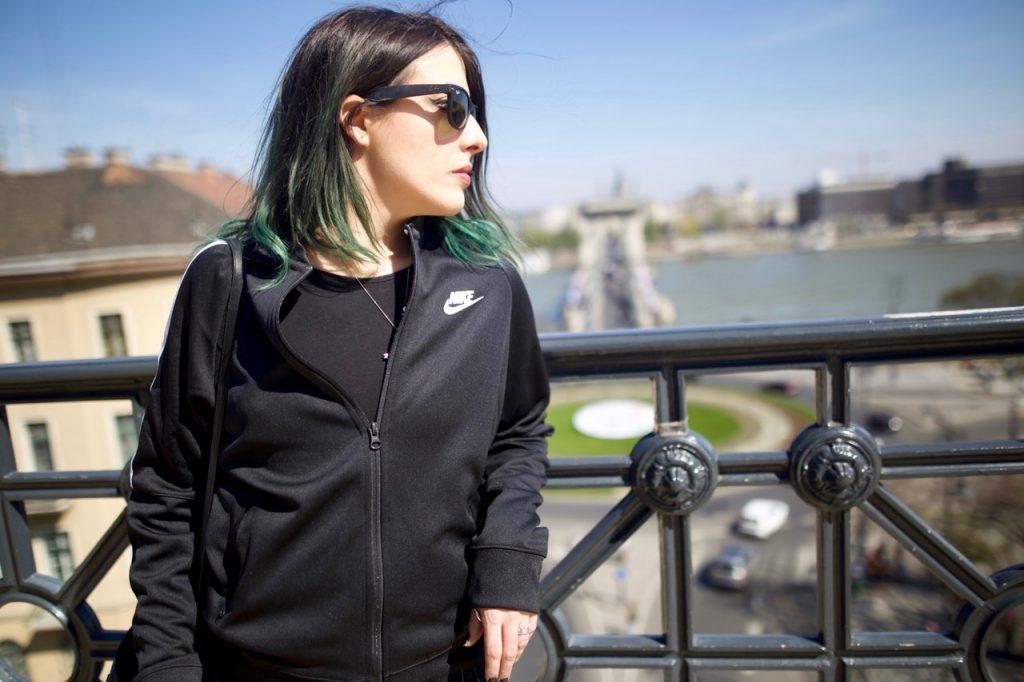 Nike Jacket Budapest Style