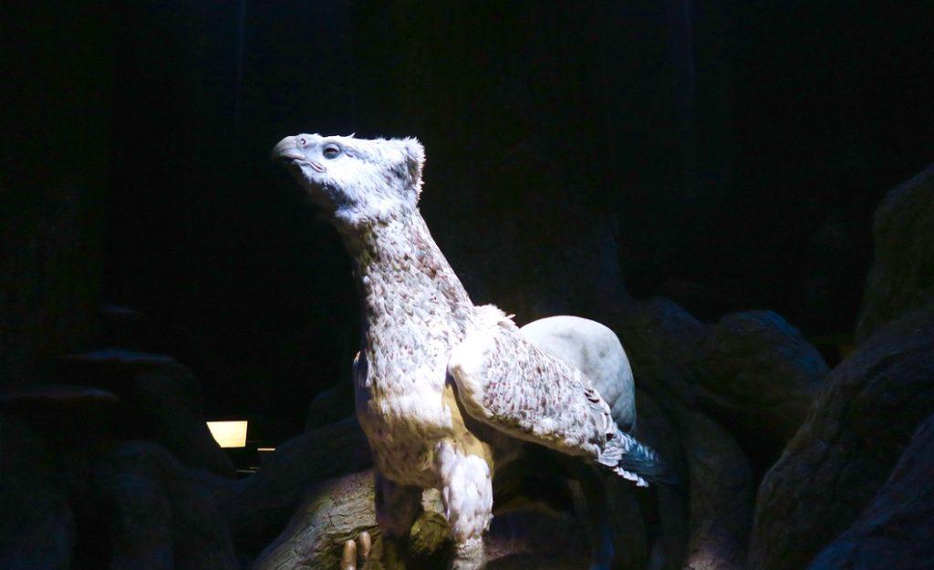 Buckbeak Forbidden Forest