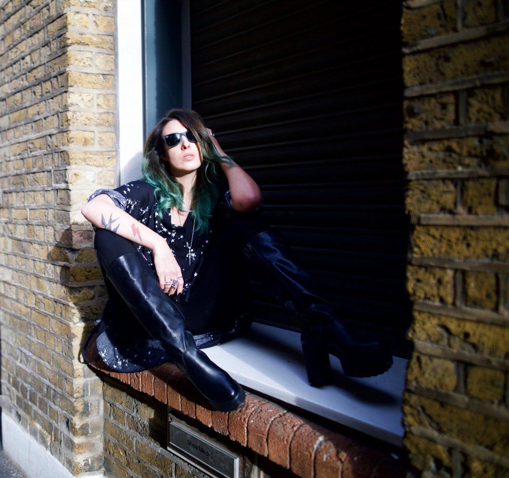 Emma Inks Weekly Update Shoreditch Window