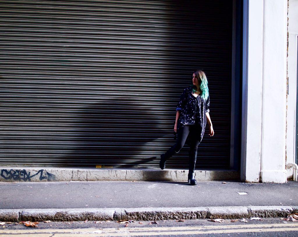 Emma Inks Weekly Update Shoreditch Shutter