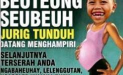 Kumpulan Dp Bbm Lucu Bahasa Sunda Ketika beuteung subeuh jurig tunduh datang menghampiri