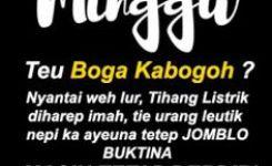 Gambar Kata Kata Lucu Bahasa Sunda  Gambar Foto
