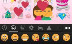 Emoji Keyboard Funny Colorful