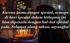 Kata Kata Ucapan Selamat Ulang Tahun Untuk Pacar Hari Spesial