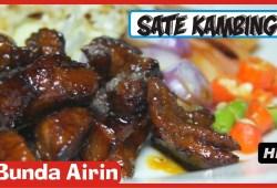 Cara Memasak Sate Kambing Goreng Rasa Nikmat – Resep Masakan Tradisional Indonesia – Bunda Airin