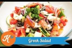 Cara Memasak Resep Greek Salad (Greek Salad Recipe Video) | MELATI PUTRI