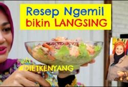 Cara Memasak Resep Ngemil Bikin Langsing ala #DietKenyang : Episode 60