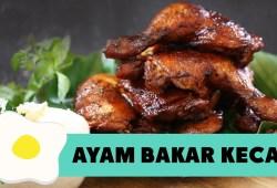 Cara Memasak Resep Ayam Panggang Kecap
