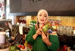 Cara Memasak Resep Jus Sayur Bikin Langsing + Rahasia Memilih Buah & Sayur ala Dewi Hughes: Episode 6 Part 2
