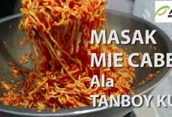 Cara Memasak MUKBANG 2,7 Kg Nasi + Indomie Resep Ala TANBOYKUN