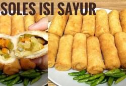 Cara Memasak Resep risoles isi sayur