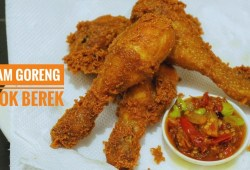 Cara Memasak Resep Ayam Goreng Mbok Berek simple version