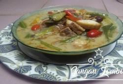 Cara Memasak Resep Sayur Jangan Lombok