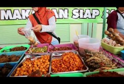 Cara Memasak Berburu Takjil Ramadhan di Gorang Gareng