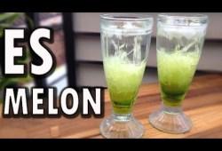 Cara Memasak Resep Es Melon Untuk Buka Puasa dan Ide Bisnis Ramadhan