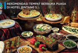 Cara Memasak Bosan Buka Puasa di Rumah, Coba Nikmati Menu Hotel Bintang 5