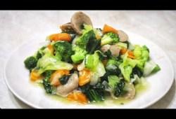 Cara Memasak Resep Sayur Capcay Kuah Kental | Cara Membuat Capcay Enak