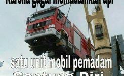 Meme Pemadam Kebakaran