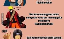 Masbro Aji Kata Kata Motivasi Kata Kata Bijak Beryang Ada Di Naruto
