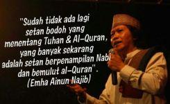 Pin Oleh Ners Leeya Di Emha Ainun Najib Caknun Mbah Nun Quran Islam Quran Dan Yin Yang Art